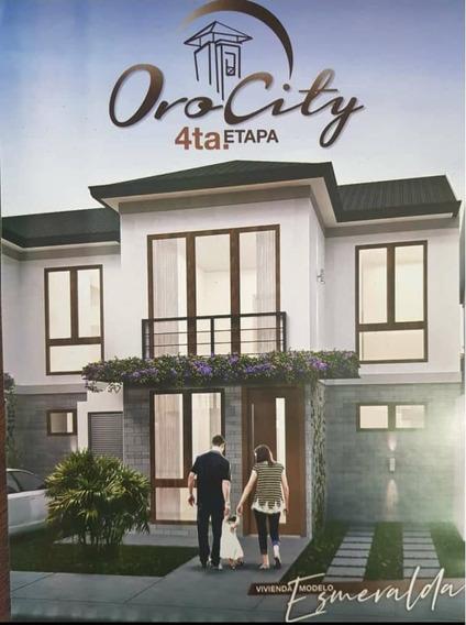 Casas En Urbanización Orocity Machala Cerca De La Piazza