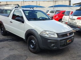 Fiat Strada 1.4 Hard Working Flex 2p 2018