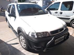 Fiat Palio Weekend 1.6mpi 16v 4p 2003