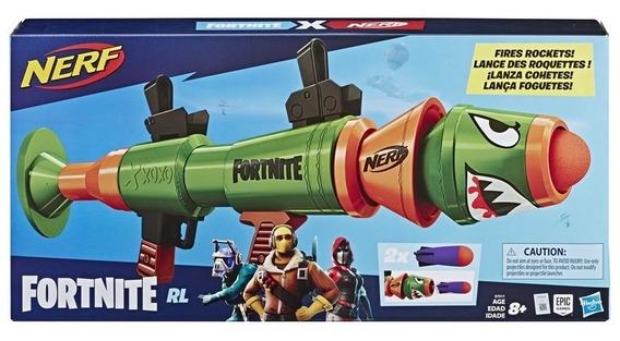 Novo Lançador Nerf Fortnite Rusty Rocket - Hasbro E7511
