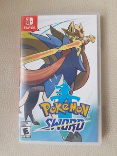 Pokemon Espada / Sword, Nintendo Switch, Excelente Estado