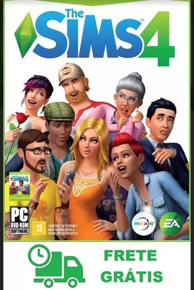The Sims 4 2018 + Todas As Expansões