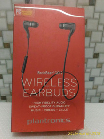 Wireless Earbuds Backbeat Go 2 Plantronics