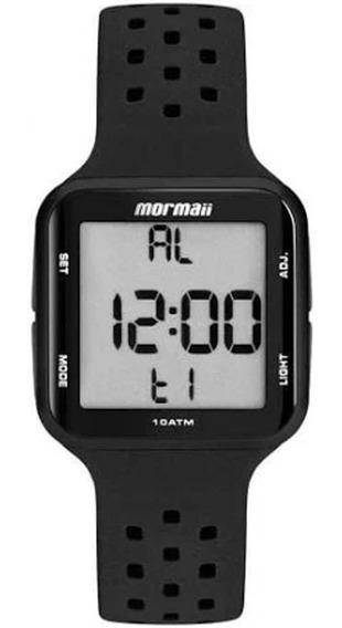 Relógio Mormaii Digital Esportivo Preto Mo66008p