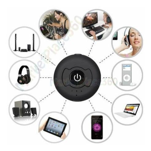 Transmisor Receptor Bluetooth 5.0 Multipunto Usb Aux Btswii0