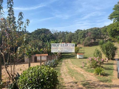 Imagem 1 de 9 de Chácara Com 4 Dormitórios À Venda, 28000 M² Por R$ 2.500.000,00 - Traviú - Jundiaí/sp - Ch0001