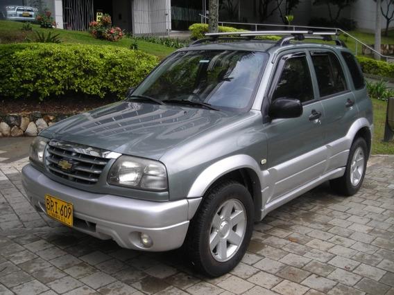 Chevrolet Grand Vitara 2.0 Mecanico 4x4 2005
