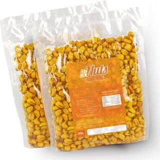 Milho Torrado Crocante Espanhol (sabor Mel E Mostarda) 1 Kg