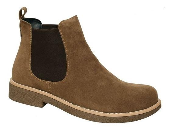 Zapatos Botineta Marca Fuel Super Cómodas Carmen 36-40