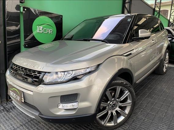 Land Rover Range Rover Evoque 2.0 Prestige Tech Awd Automáti