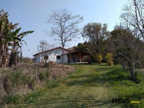 Sítio Com 3 Dormitórios À Venda, 36000 M² Por R$ 900.000,00 - Cercadinho - Alambari/sp - Si0008
