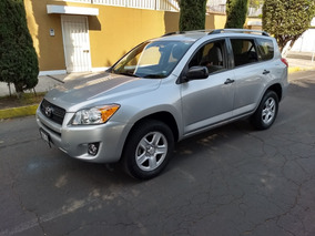 Toyota Rav4 Vagoneta Base 3a Fila At 2010