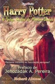 Livro Harry Potter - O Perigo Oculto Do Menino-bruxo