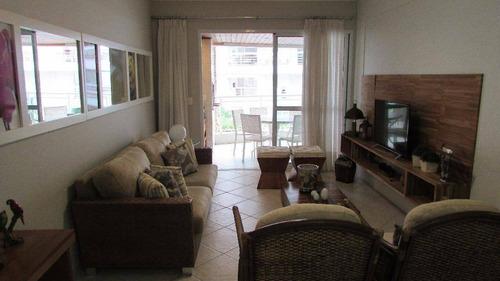 Apartamento Com 3 Dormitórios À Venda, 118 M² Por R$ 2.200.000,00 - Riviera - Módulo 2 - Bertioga/sp - Ap1292