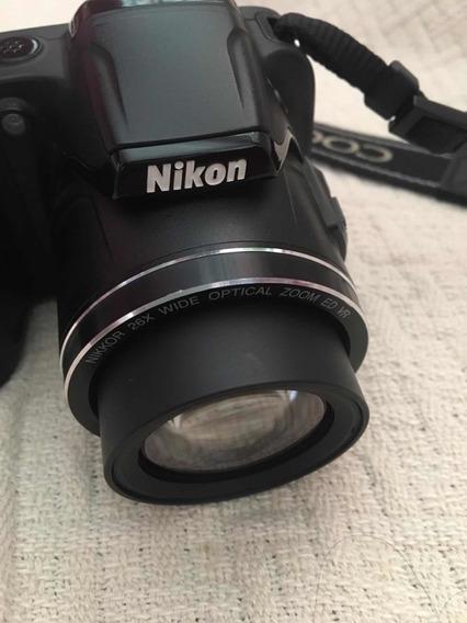 Camera Digital Nikon Coolpix L810 Semiprofissional