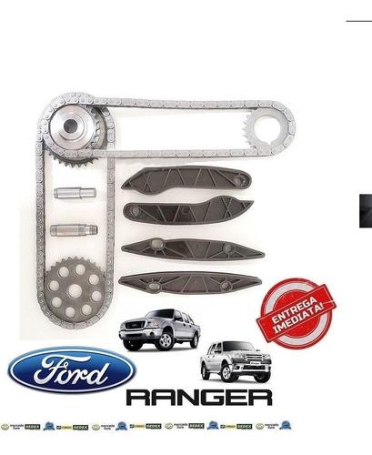 Kit Corrente Comando Ford Ranger 3.0 Power Stroke