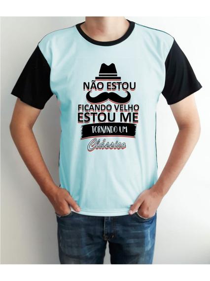 Camiseta Masculina Clássico Dia Dos Pais