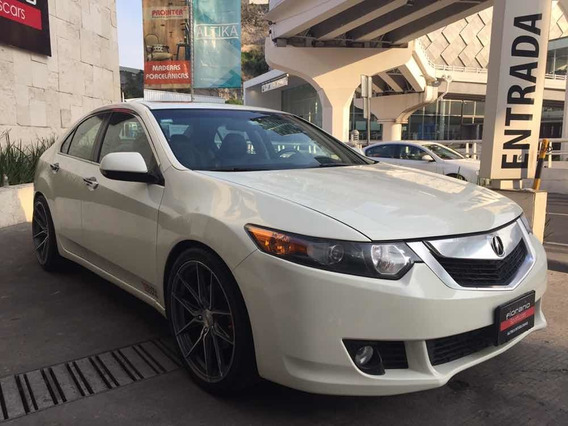Acura Tsx 3.5 R-18 At 2010