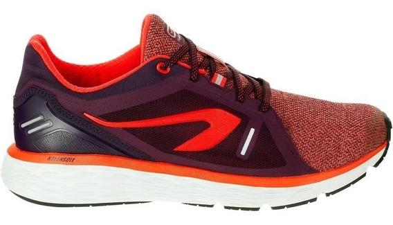 Tenis Running Para Hombre Confort Rojo 8488155