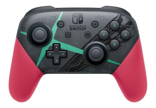 Control joystick inalámbrico Nintendo Nintendo Switch Pro Controller xenoblade chronicles 2