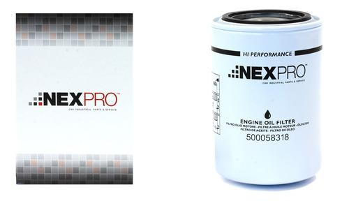 Filtro De Aceite Iveco 500058318