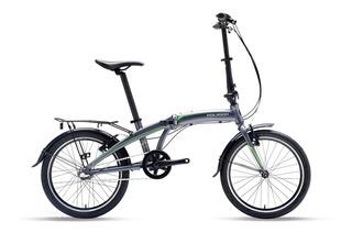 Bicicleta Polygon Urbano I3 Plegable C/ Maza Nexus 3v - Ciclos