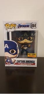 Captain America Hot Topic Exclusive Funko Pop