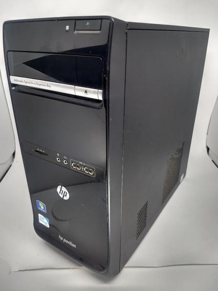 Computador Hp Cpu Core 2duo 7500 2.93ghz 4gb Ram 250gb Hd