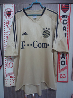 Camisa Bayern De Munique ( adidas / Made In Portugal )