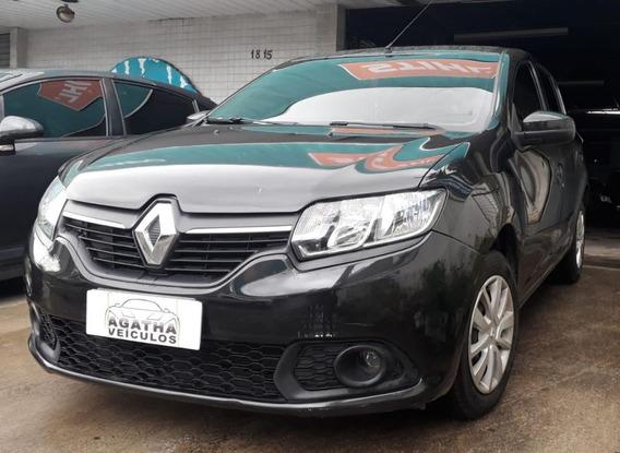 Renault Sandero 1.0 Flex Completo