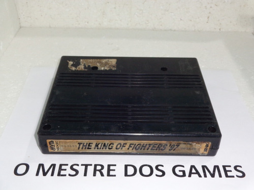 The King Of Fighters 97 Original Para Neo Geo Mvs Confira
