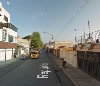 Casa En Remate - Lomas Boulevares, Tlalnepantla, Edo Mex
