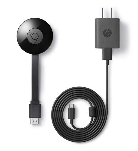 Google Chromecast Hdmi Tv Entrega Mod Nuevo C/trafo Om
