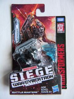 Lionizer Battle Masters War For Cybertron Transformers