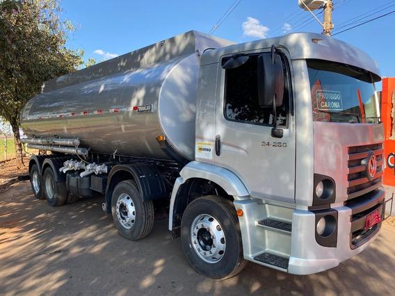 Volks 24250 Bitruck Tanque Baixo Km
