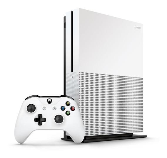 Microsoft Xbox One S 1TB Gears 5 Bundle blanco