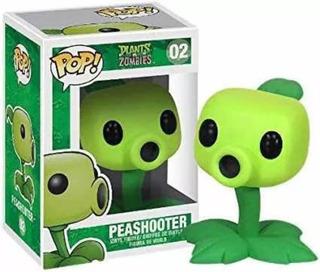 Funko Pop Simil Figura De Vinilo Plantas Vs Zombies