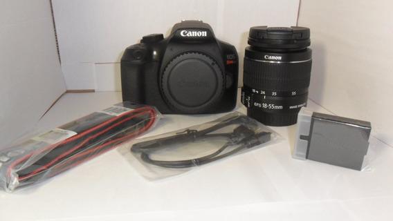 Fotográfica Canon T6