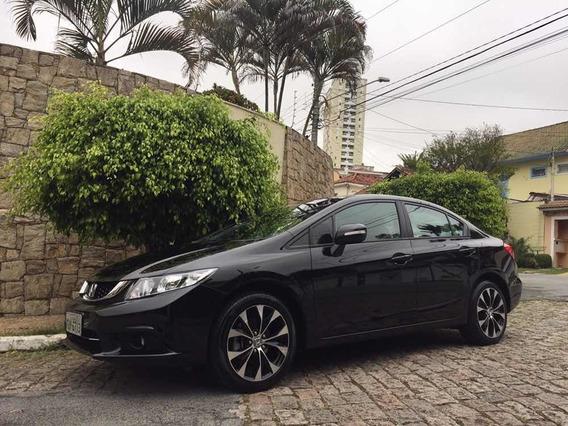Honda Civic Lxr 2.0 Flex Aut. 2015