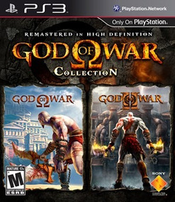 Coleção God Of War 1 2 Ps3 E Psvita, + Tomb Raider Ps3
