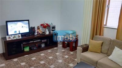 Apartamento Residencial À Venda, Macuco, Santos. - Ap2632