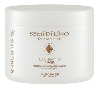 Alfaparf Semi Di Lino Diamante Illuminating - Másc 500ml