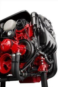 Motor Volvo Penta 5.3 V8 300hp P/ Barco Lancha (sem Rabeta)