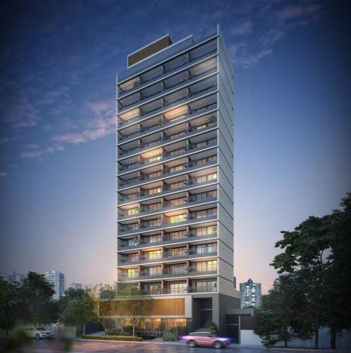 Apartamento Para Venda Em São Paulo, Jardim Paulista, 2 Dormitórios, 2 Suítes, 3 Banheiros, 1 Vaga - Cap2729_1-1257942