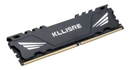 Imagem 1 de 4 de Memória Ram Ddr4 16gb 2666 Mhz Desktop Kllisre Computador Pc