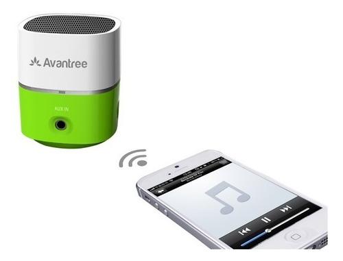 Parlante Alta Fidelidad Recargable Bluetooth Pluto Air