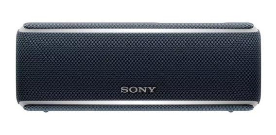 Caixa Som Sony Sbs-x21 Bluetooth Preto C Luz Original Sony