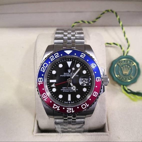 Relógio - Modelo Gmt-master Ii Pepsi Gmf