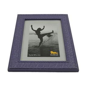 Porta Retrato Lilás Para Fotos 10x15 Ou 13x18