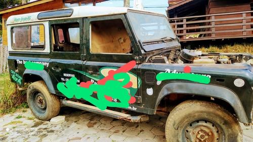 Imagem 1 de 2 de Land Rover Defender 110